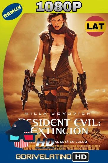 Resident Evil 3: Extinción (2007) REMUX 1080p Latino-Ingles MKV