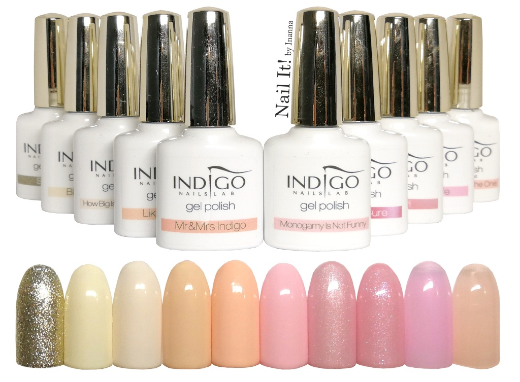 Indigo Nails ::: Wedding Collection