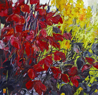 flores-rojas-pintura-moderna-contemporanea