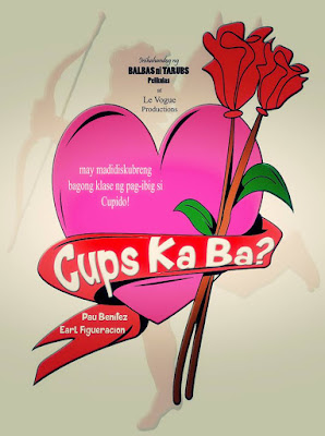 Cups Ka Ba by Juan Carlo Tarobal, from UP Diliman