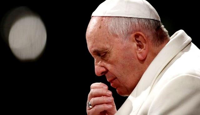 Μήνυμα του Πάπα Φραγκίσκου στην ΕΕ: Σβήστε τα χρέη που βαραίνουν τα πιο φτωχά κράτη