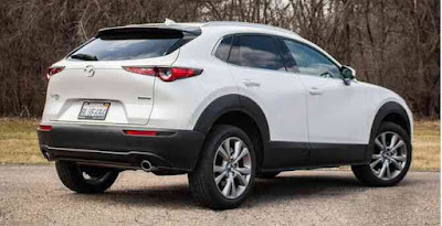 2021 Mazda CX-30 Turbo delivers more power, pricing and specs announced