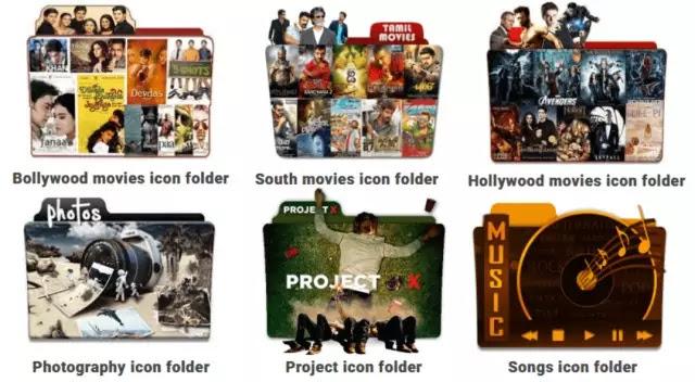 bollywoord aur hollywood movies icon image