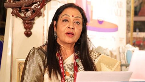 Jaipur, rajasthan, madhu sharma, kavyitri madhu sharma, madhu sharma poetess, jaipur literature festival, jld 2020, jaipur news, rajasthan news1, rnews1, hindi rnews1, rajasthan news in hindi