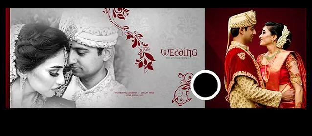 New 12x36 DM !! Wedding Album PSD