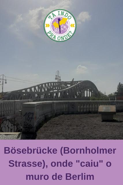 Bösebrücke (Bornholmer Strasse)