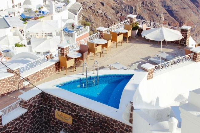 Imerovigli Santorini photos
