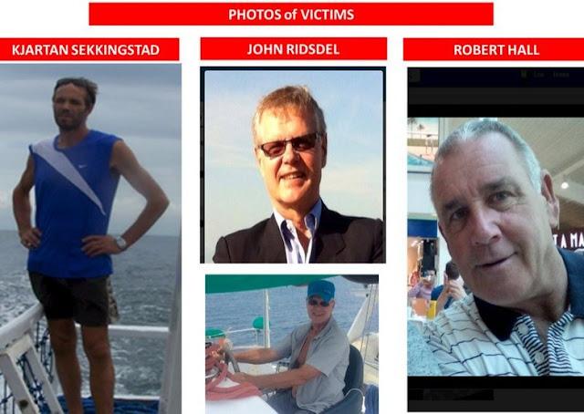 Tak Penuhi uang Tebusan WN Kanada Dieksekusi Kelompok Abu Sayyaf