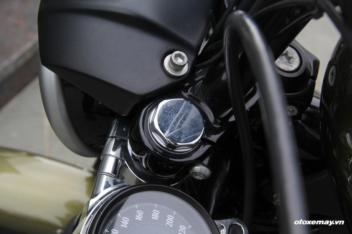 Đánh giá Harley Davidson Iron 883: 'Cỗ máy cơ bắp dành cho người mới'