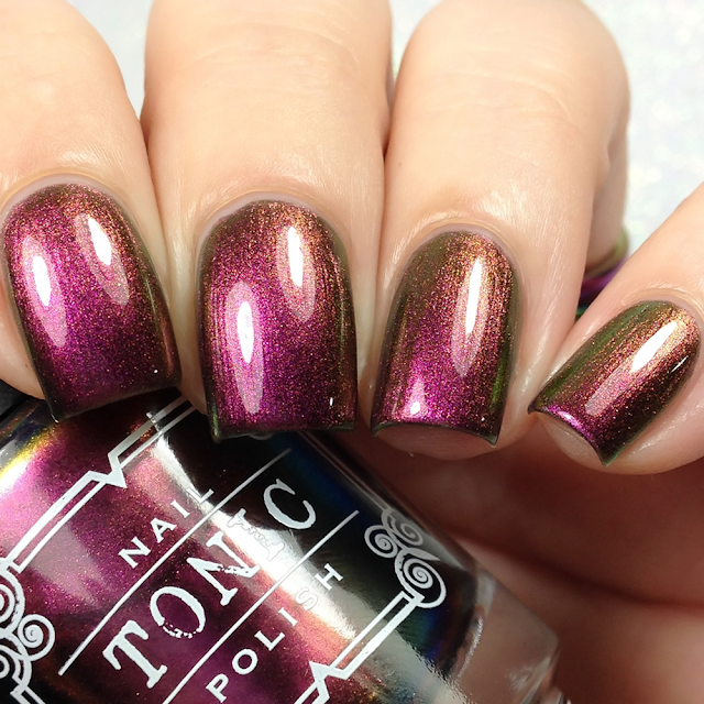 Tonic Polish-Mermaid Parade