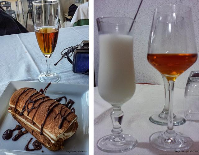 Vinho Marsala, típico da Sicília