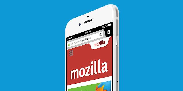 Firefox 5.0 para iOS - MichellHilton.com