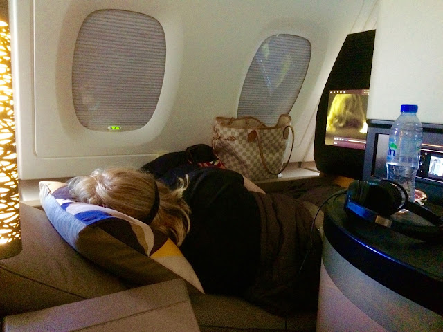 Best Business Class by Travel Bloggers - Etihad by Luxury Travel Diva