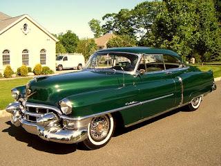 1953 Cadillac Coupe DeVille Front Left