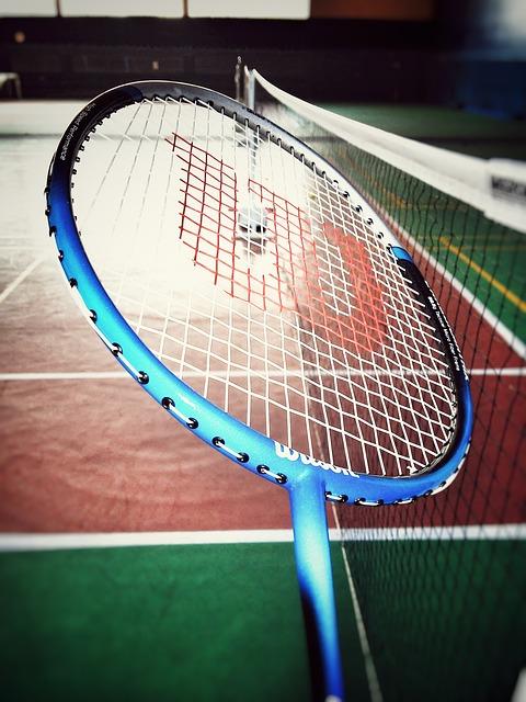 Netting Dalam Bulutangkis : netting, dalam, bulutangkis, Teknik, Pukulan, Bulutangkis, (Gambar, Penjelasannya, Lengkap), Bangmaul.com