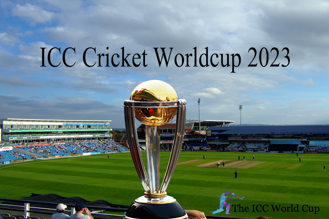 ICC Cricket Worldcup 2023