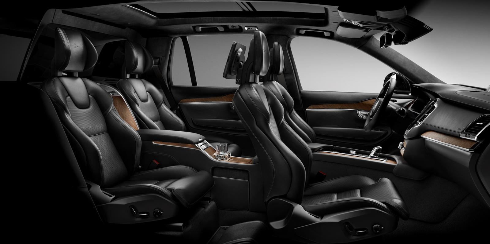 Volvo XC90 Excellence 2016 đẹp rụng rời với bộ ảnh mới nhất