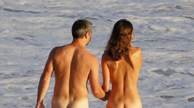Nudismo en Calas de Conil