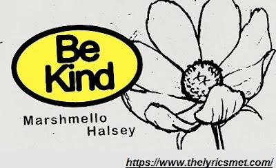 Be Kind Song Lyrics | Marshmello & Halsey
