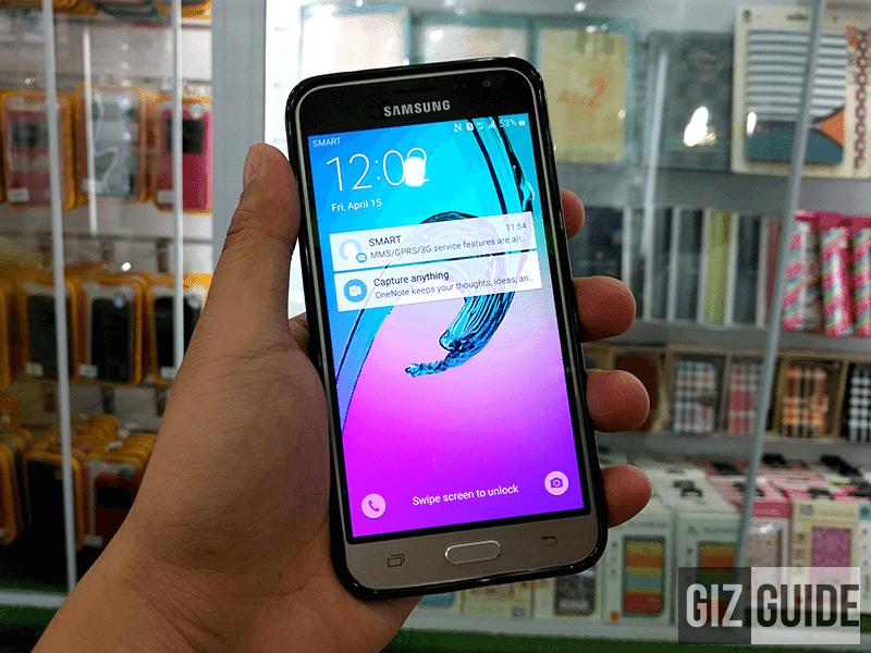 Samsung Galaxy J3 2016 Philippines