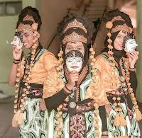 Tari Topeng Jawa Barat