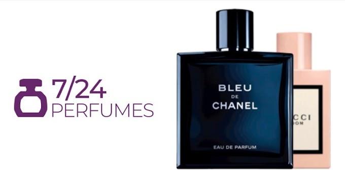 كوبون خصم بقيمة 25% على افضل العطور مع 7/24 Perfumes