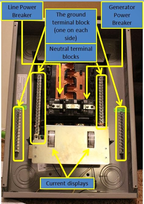 Wiring With Switch On Feed Side