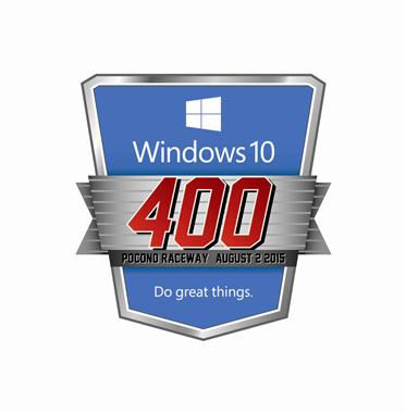 Race 21: Windows 10 400 at Pocono