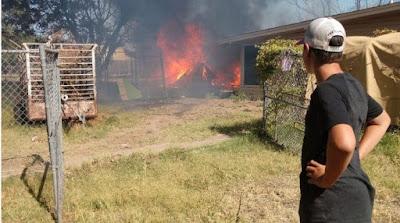 Arenivaz Fire
