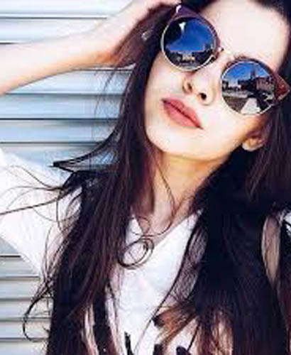 attitude girl with style facebook profile