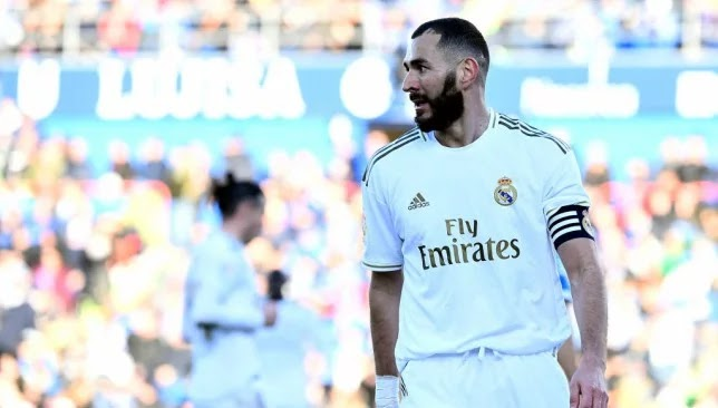 Karim Benzema's numbers raise the concerns of Real Madrid fans before the decisive period
