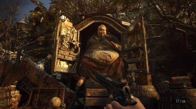 لعبة Resident Evil Village للكمبيوتر