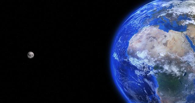 dunia dan angkasa tempat manusia