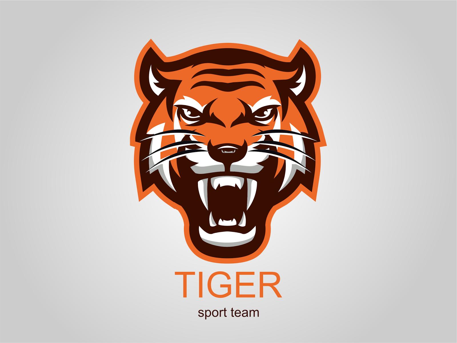 Tutorial CorelDraw Cara Membuat Logo Harimau Keren Abis Guru Corel