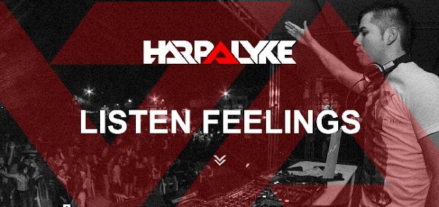 Harpa Lyke - DJ Y PRODUCTOR COLOMBIANO