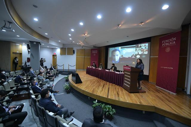 SFP lanza capacitación sobre el protocolo de protección a ciudadanos alertadores de la corrupción