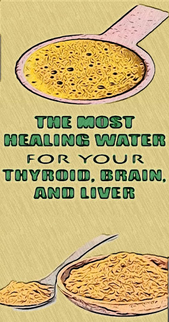 Turmeric Water: The Most Healing Water for Your Thyroid, Brain, and Liver
