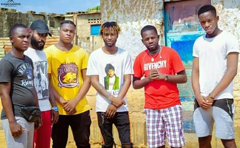 Team Secreto - Se Pilhamos Bwe (Kuduro)