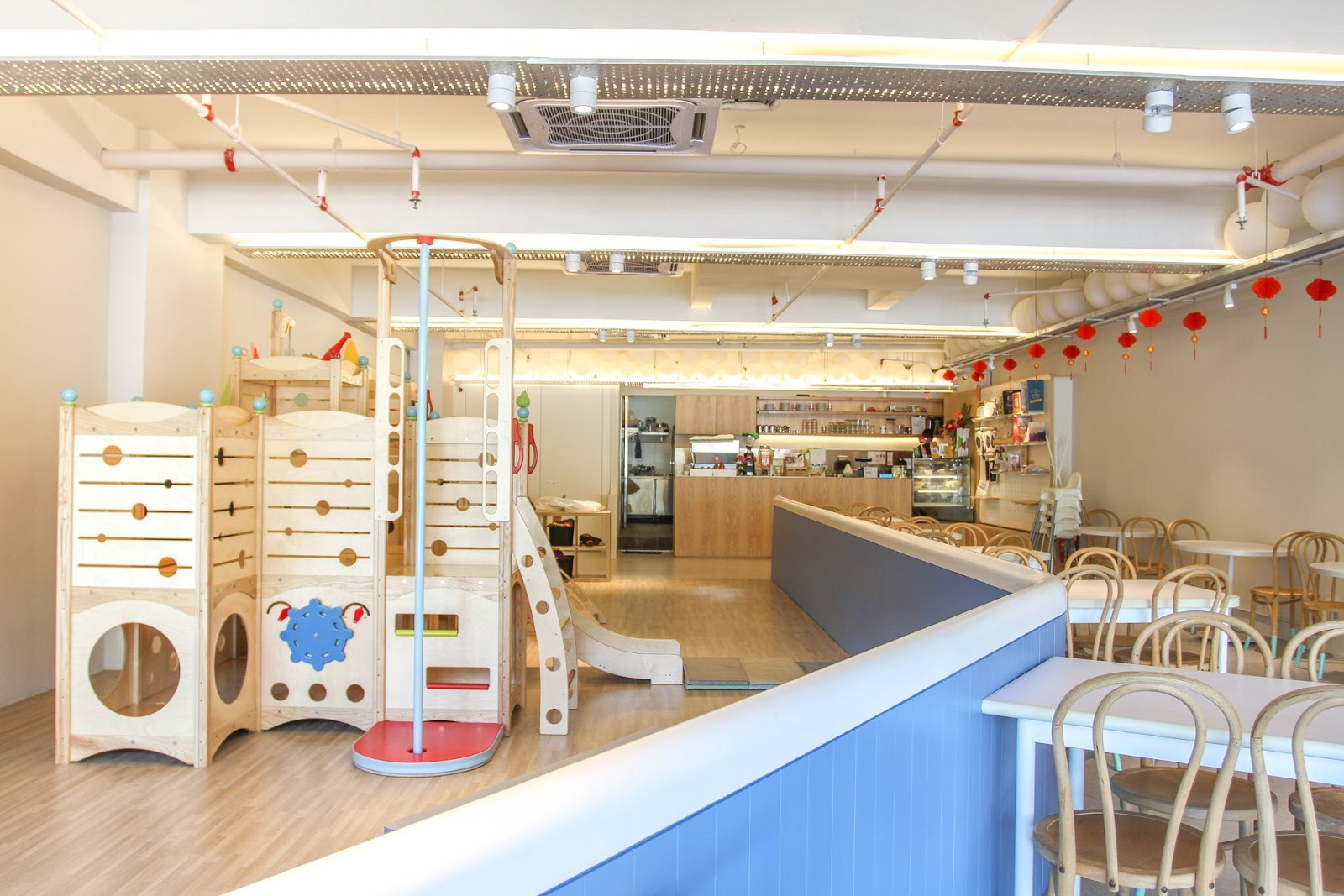 Playground The Cafe: Health and safety aren't child's play at kids-friendly cafe