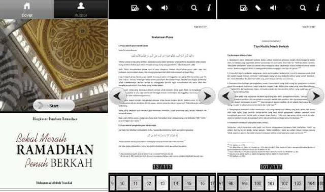 Aplikasi Android Berbuka Puasa di Bulan Ramadhan