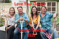 Love your garden themed specials 2020