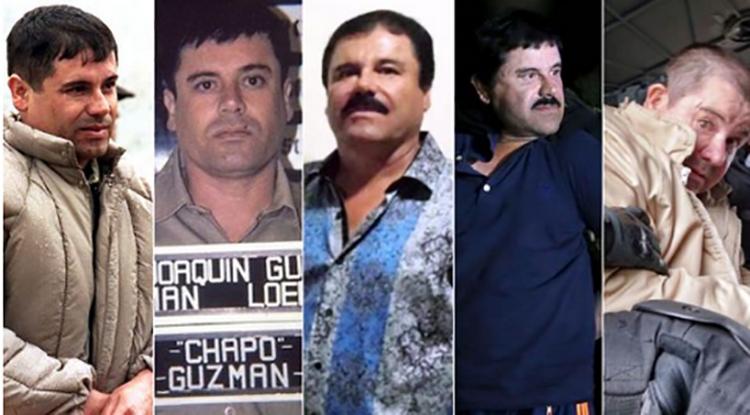 """""""SONY"""" PREPARA """"OTRA PELICULA DEL CHAPO""""...competira con la """"película oficial"""" que armaron con la captura"""