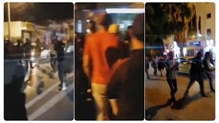 """الكاف: تحت شعار """" لا خوف لا رعب السلطة ملك الشعب"""" مسيرة احتجاحية على قرارات الحكومة"""