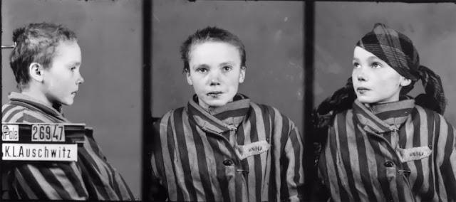 «Я пытался их успокоить»: портреты узников Освенцима от польского фотографа Вильгельма Брассе