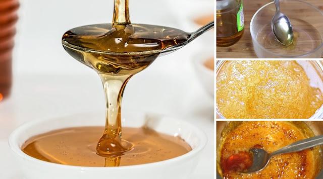 Fake Honey At Home