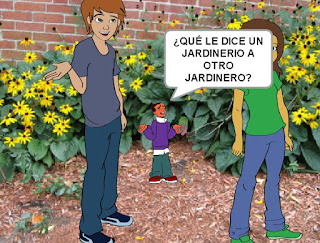 Chiste Jardinero by SuperGenios