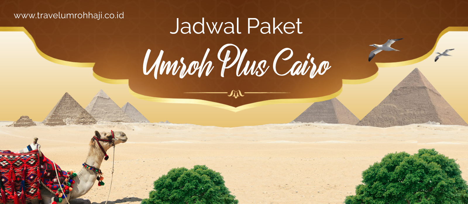Paket Umroh Plus Cairo Mesir Murah Biaya Promo