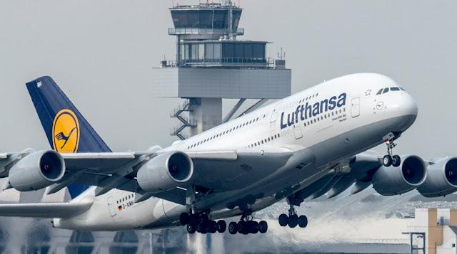 Lufthansa Hava Yolları İstanbul Şubesi Ofisi
