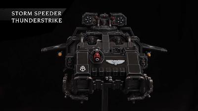 Storm Speeder Thunderstrike
