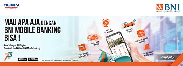 Solusi Lupa User ID BNI Mobile Banking